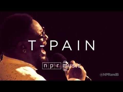 T-Pain Full Concert | NPR MUSIC FRONT ROW
