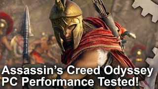 Assassin's Creed Odyssey - What Does It Take To Run At 1080p 60fps?