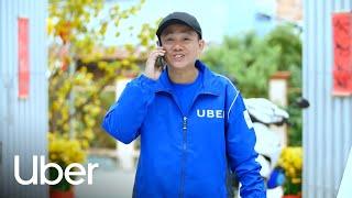 PHIM NGẮN: CHUYẾN XE GIÁP TẾT CỦA BÁC SƠN | Uber Vietnam