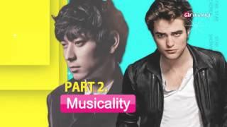 Showbiz Korea _ Robert Pattinson & Kang Dong-won