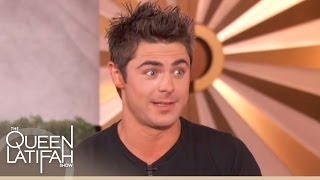 Zac Efron on Speaking to Michael Jackson… They Both Cried on The Queen Latifah Show