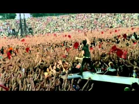 Green Day Jesus Of Suburbia [ Live In England ]