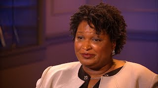 Stacey Abrams sits down with FOX 5's Russ Spencer