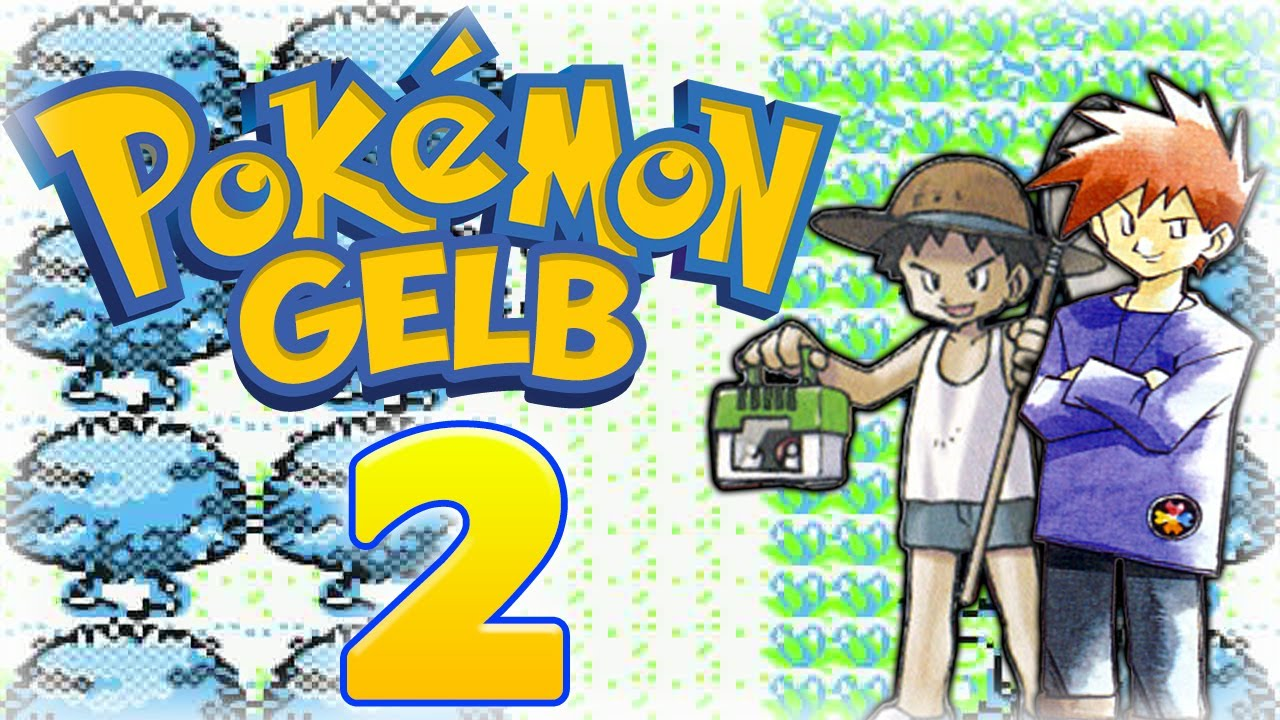 pokemon gelb