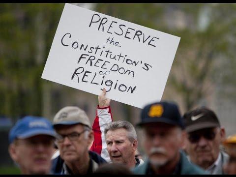 Part III: Constitution Debate - Shane Krauser v. Mikel Weisser