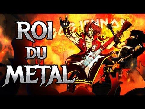 chanson : roi du metal ! par bob lennon [fantabobgames]
