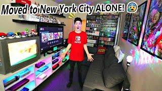 My NEW YORK CITY Gaming/Nintendo Apartment Tour! [2018] *NEW*
