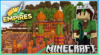 The Mines of Mezalea!   Empires SMP   Ep.2 (1.17 Survival)