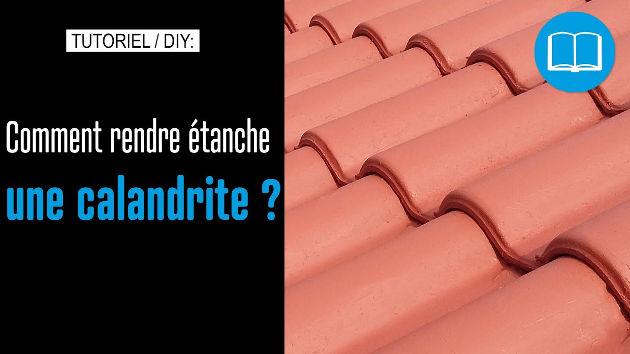 etancheite toiture revetement recouvert d 39 une feuille aluminium youtube. Black Bedroom Furniture Sets. Home Design Ideas