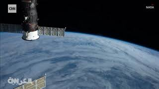 التقط رائد فضاء من وكالة ناسا صورا مذهلة بتقنية الفا ...