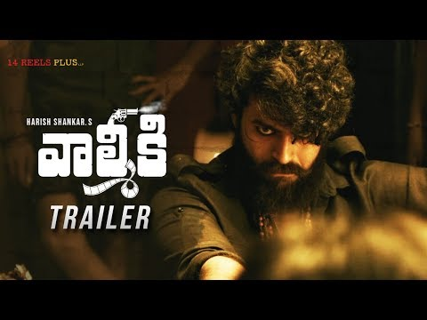 Valmiki Official Trailer