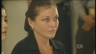 Dramatic scenes as Schapelle Corby learns of fate (2005)