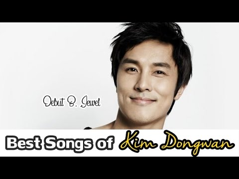 Best Songs of Kim Dongwan (김동완)