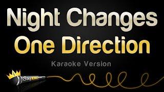 One Direction - Night Changes (Karaoke Version)
