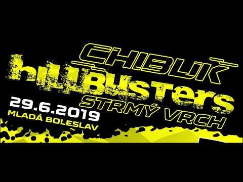 Pozvánka na Chibuk Hill Busters 2