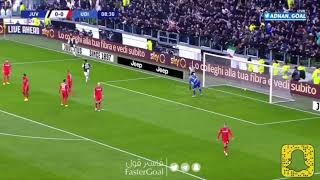 Ronaldo's goals against Udinese