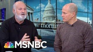 Director Rob Reiner On His New Film 'LBJ' And President Donald Trump Era | Morning Joe | MSNBC