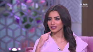 معكم منى الشاذلي - كارمن سليمان : كنت ف ثانوية عامة وقت Arab idol ...