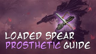 Sekiro Loaded Spear Guide - Everything about the Loaded Spear Prosthetic Tool