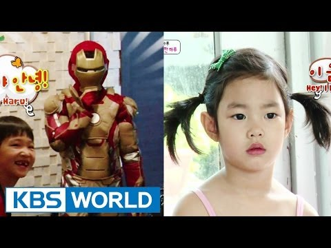 The Return of Superman | 슈퍼맨이 돌아왔다 - Ep.31 (2014.07.06)