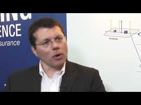 CommunicAsia 2014: Stuart Newton Interview with TelecomAsia