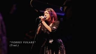 Maria Mazzotta - Vorrei volare / Ballata della presa di coscienza (Live)