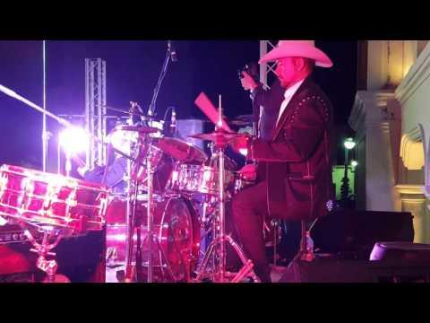 Gerson Torres, baterista de Cadetes de Linares de Homero Guerrero jr.