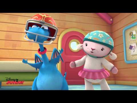 Doc McStuffins - Blazer's Bike - Helmet Song - Official Disney Junior UK HD