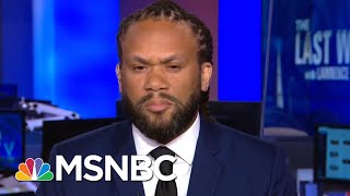 What President Donald Trump Said About Being Black In 1989 | The Last Word | MSNBC
