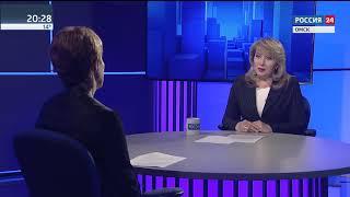 Актуальное интервью Инна Елецкая