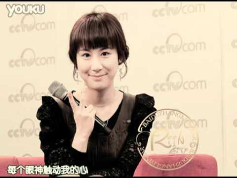 视频:张力尹清唱Forever love  (Zhang Liyin singing Wang Leehom's
