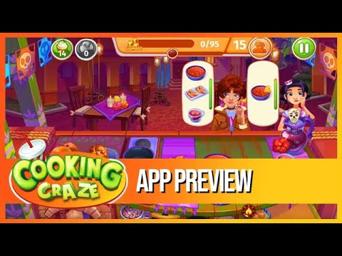Play Cooking Craze on PC 2