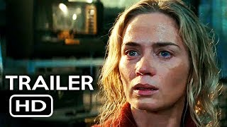 A Quiet Place Official Trailer #2 (2018) Emily Blunt, John Krasinski Horror Movie HD