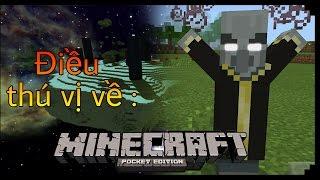 Những điều thú vị về Minecraft PE #1 - Sự thật thú vị về con Evoker