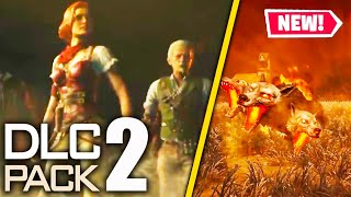 NEW BLACK OPS 4 ZOMBIES DLC 2 TRAILER TEASERS: New FREE Call of Duty Game ANNOUNCED!