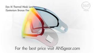 Линза Dye i4 Thermal Dyetanium Bronze Fire