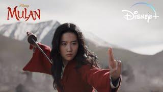 Now Streaming   Mulan   Disney+