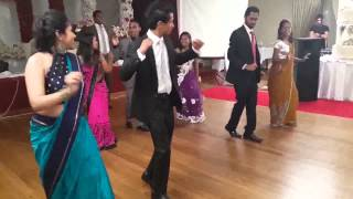 surprise wedding dance (sri lankan wedding dance)