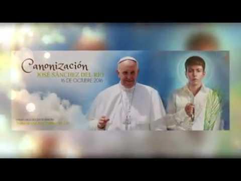 Corazón cristero compartiendo un vídeo hermoso previo a la canonización