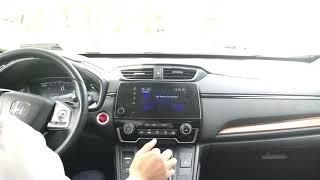 Hướng Dẫn Lái Xe và Sử Dụng Hộp Số Honda CR-V 2019 Nhập Thái Cho Người Mới. Cách Xử Lý Khi Hết Bình