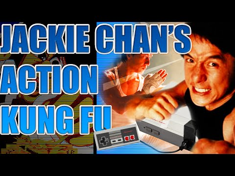Jackie Chan's Action Kung-Fu - #Retrogaming FR