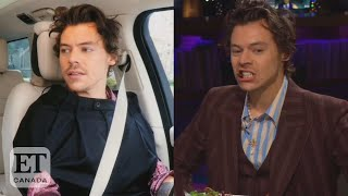 Best Moments From Harry Styles' 'Late Late Show' Takeover