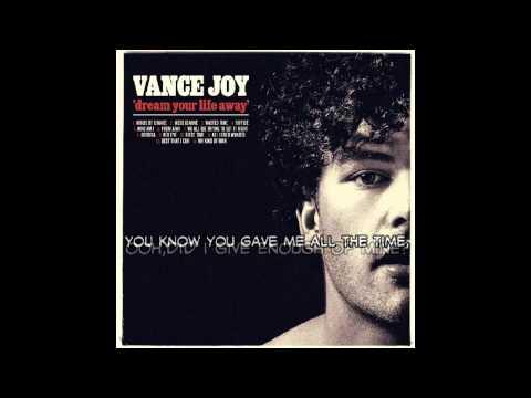 Vance Joy- Mess is Mine (lyrics)