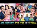 Actress Sridevi Vijaykumar's daughter Rupika birthday celebrations