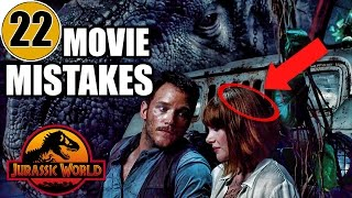 22 Mistakes of JURASSIC WORLD You Didn't Notice