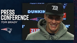 """Tom Brady on Patrick Mahomes: """"He's a great player"""" 