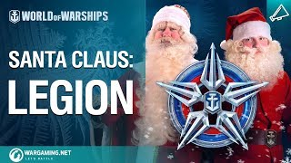 World of Warships launches holiday events