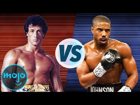 Rocky VS Creed