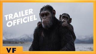 La planète des singes :  bande-annonce finale VF