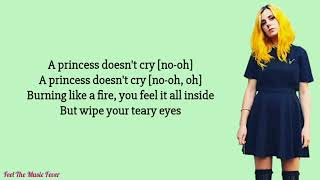 Aviva - Princesses Don't Cry (Lyrics)